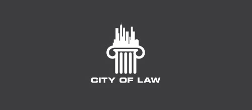 city law firm logo design