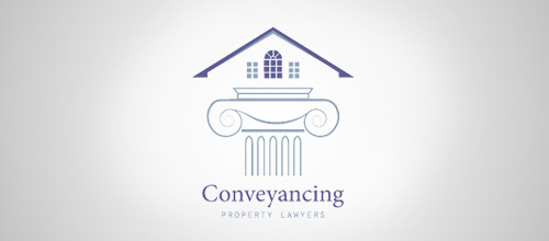 property law firms logo design