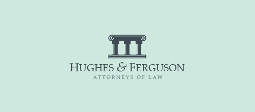 elegant law firm logo design
