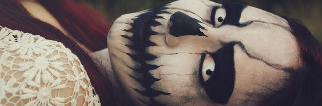 20+ Examples Of Scary Halloween Makeup Ideas You Should See