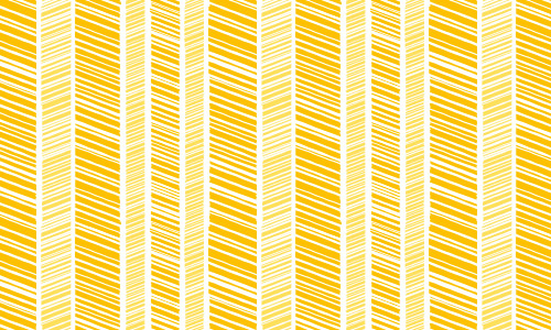yellow herringbone pattern