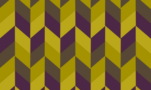 violet herringbone patterns