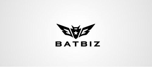 bat business logo design