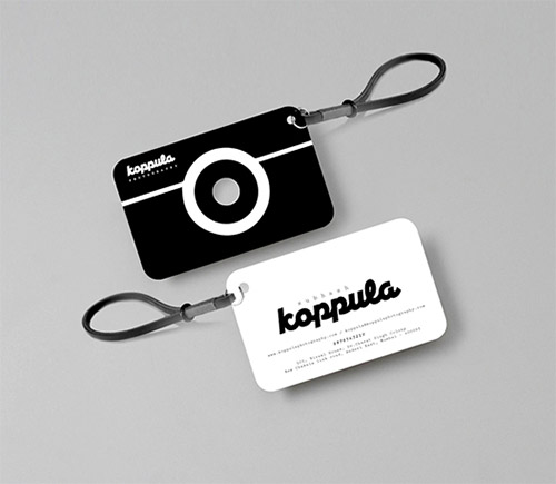 koppulo photography business card