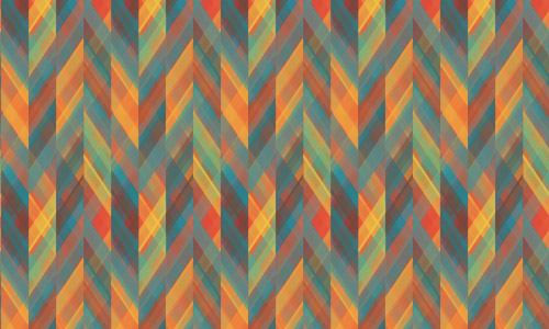 abstract herringbone pattern