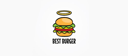 best burger logo designs