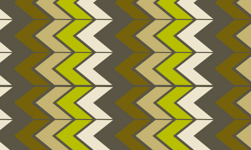 green brown herringbone pattern