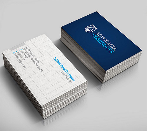 advocate business card