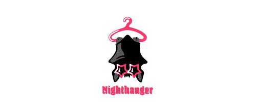 cool bat logo design