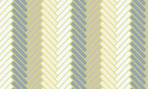nice herringbone pattern