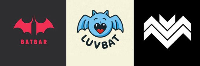 30 Essential Examples For Bat Logo Designs