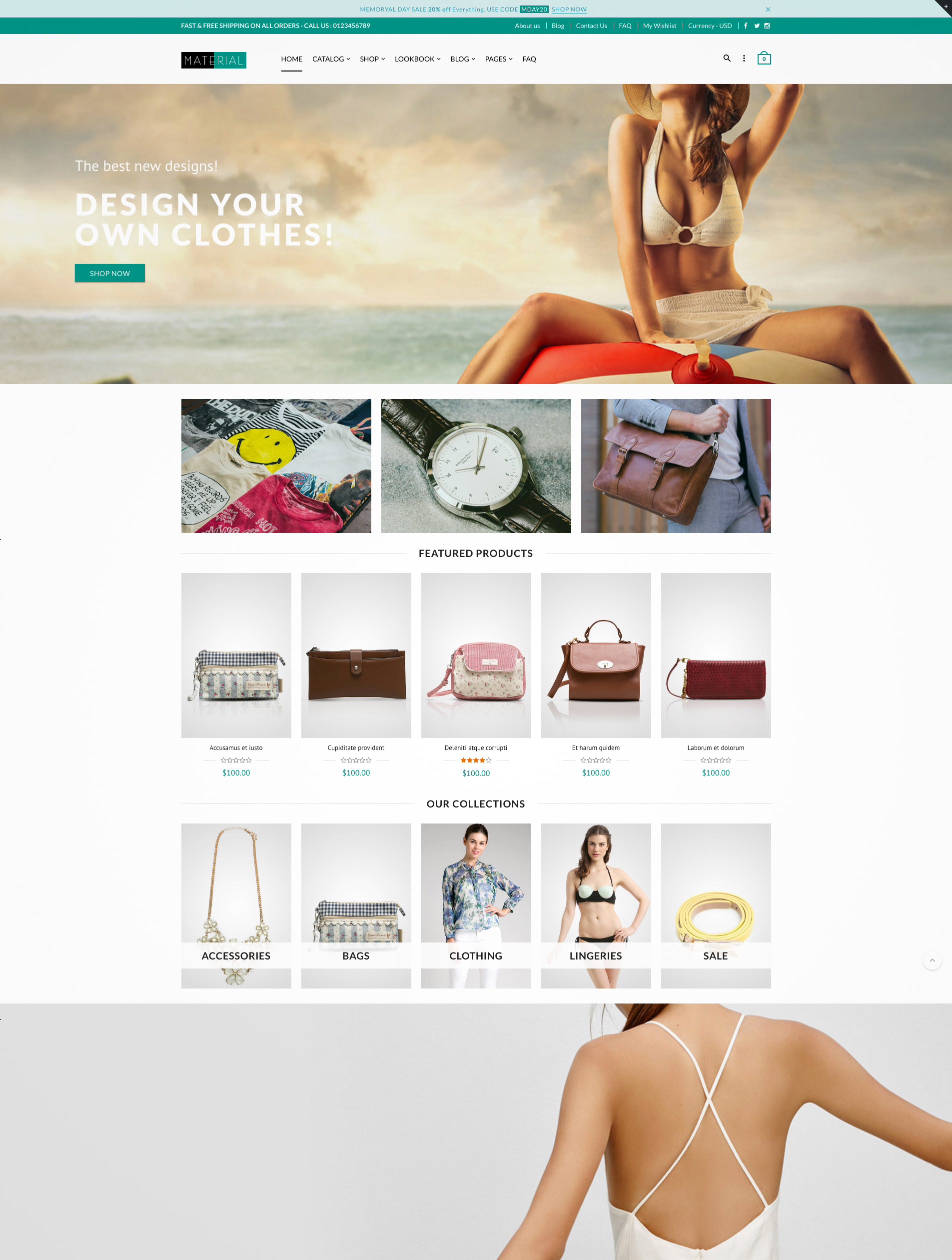 responsive shopify themes