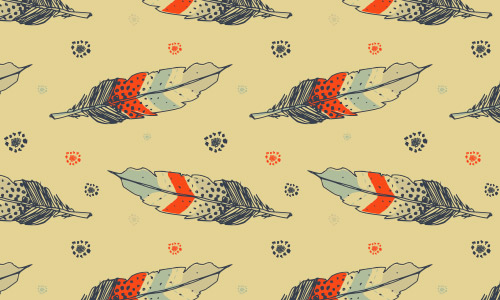 birds feather free patterns