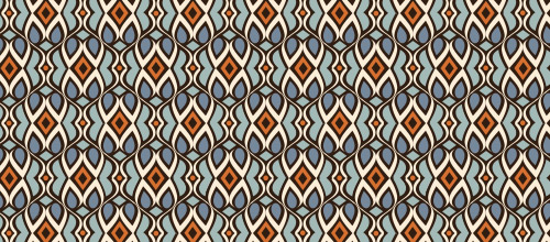 repeat arabesque patterns