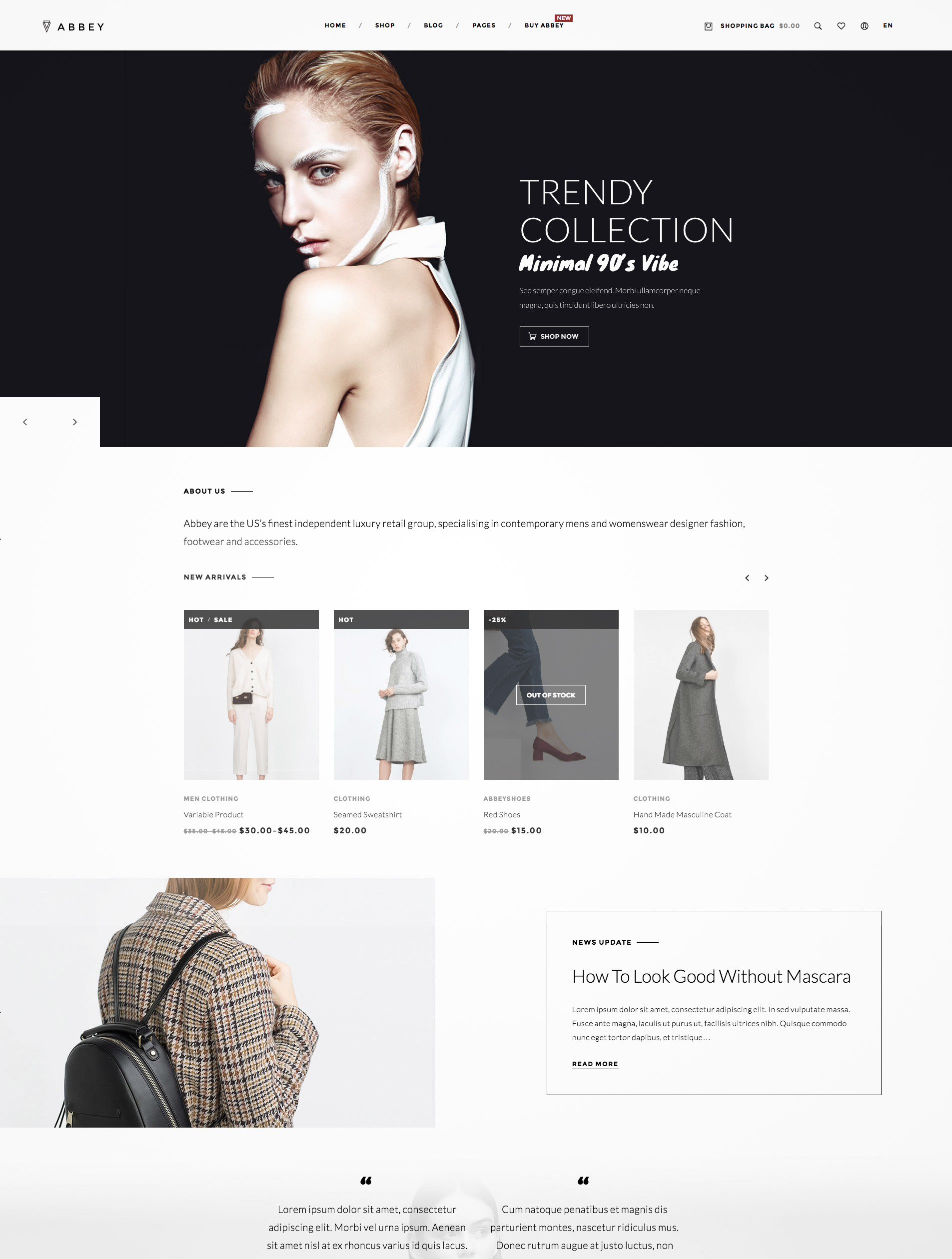 responsive woocommerce themes