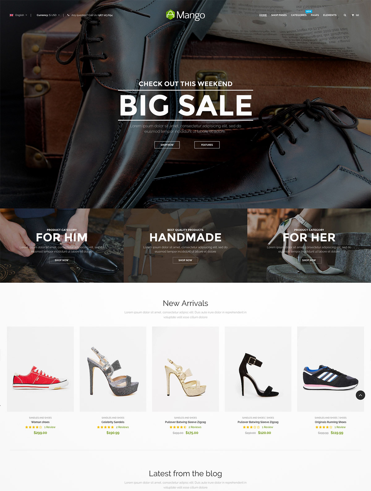 woocommerce shop wordpress