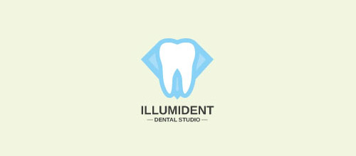 diamond tooth logo