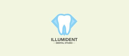 diamond tooth logo