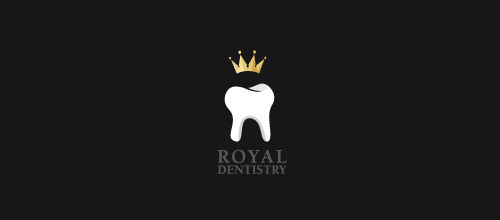 royal dentist logo