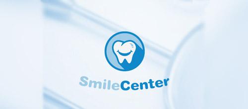smile tooth logo