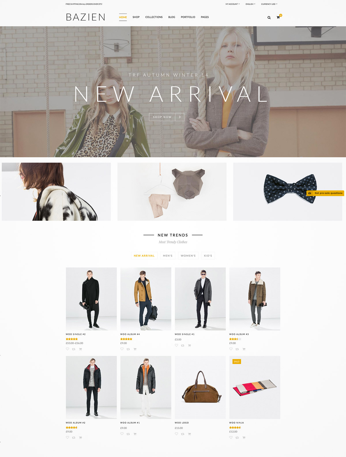ecommerce multipurpose wordpress