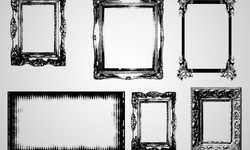 frames brushes photoshop