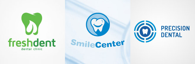 30+ Amazing Dental Logo Examples You Should See