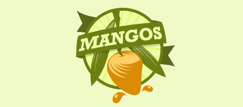 mango juice bar logo