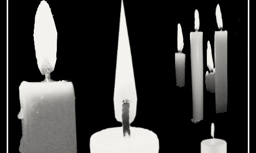 free candles brushes pack