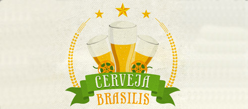 cerveja brasilis beer logo