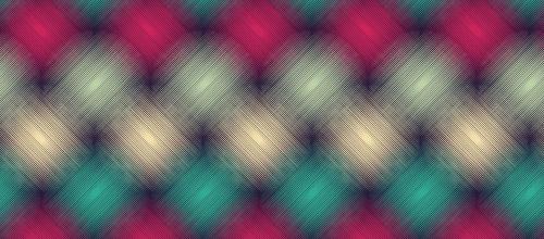 free silk weave pattern
