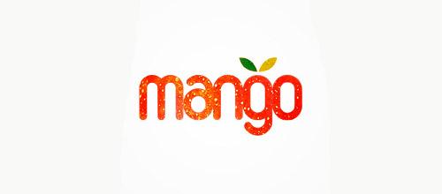 mango logo designs