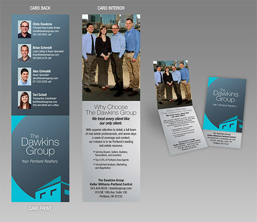 dawkins group business card