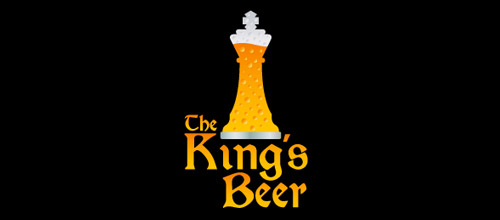 king beer logo