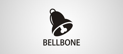 bellbone logo design