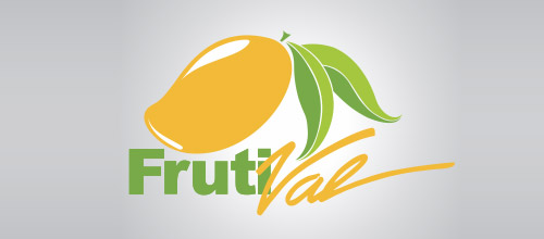 mango export logo design