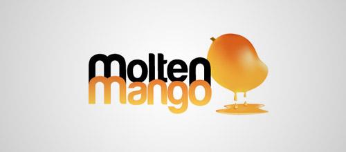 molten mango logo