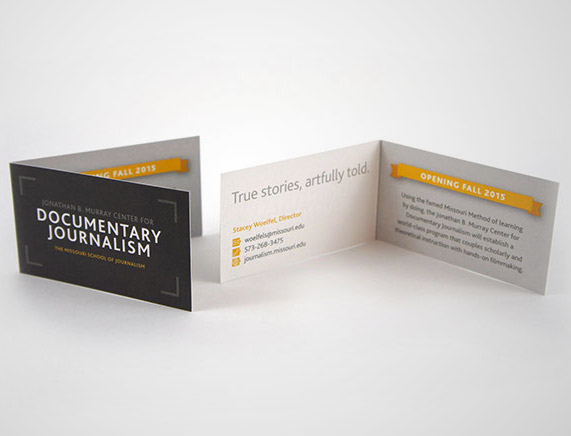 20 folded business cards that will give you ideas naldz graphics journal folded business card colourmoves Gallery