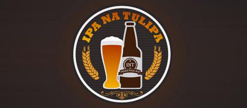 ipa na tulipa beer logo