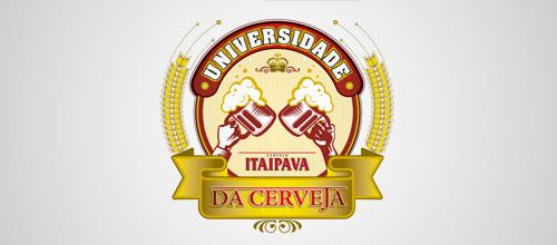 university beer logo