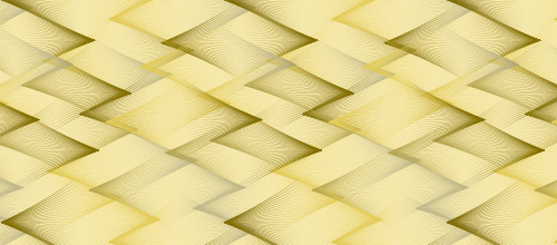 golden free weave patterns