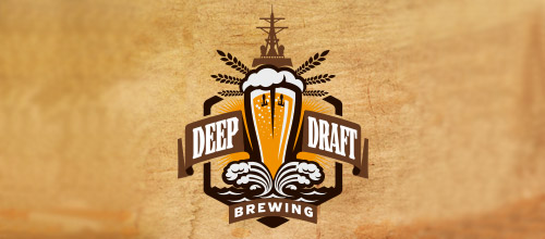 deep draft logo beer