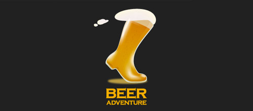 beer adventure logo
