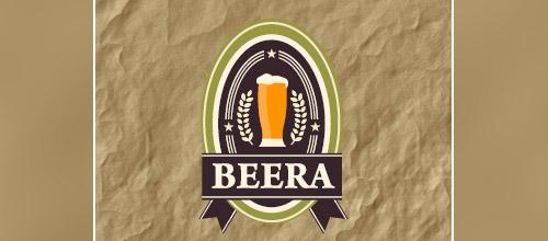 beera beer logo