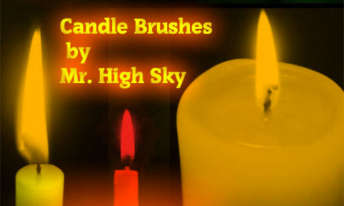 free candle brushes