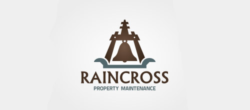 raincross logo design