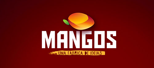 mangos logo design