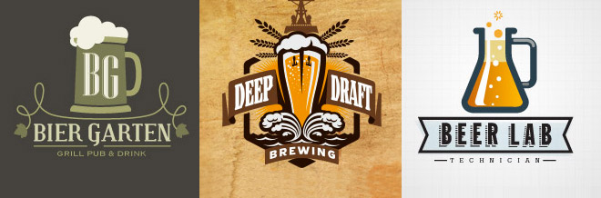 40 Amazing Beer Logo Designs To See Right Now