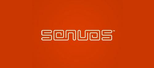 sonuos ambigram logo design