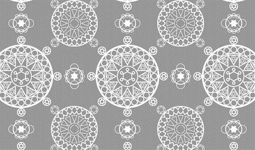 complex geometric pattern photoshop tutorials